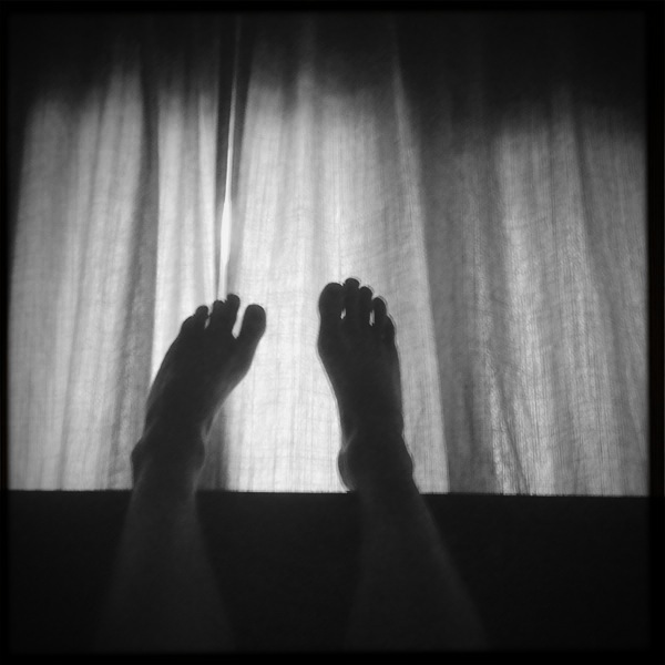 Feet B+W - Photo By: Mike Reiersen