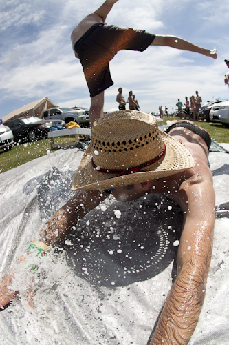 Slip n Slide Coachella - Photo By Mike Reiersen